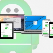63% off a Private Internet Access VPN: 2-Yr Subscription Image